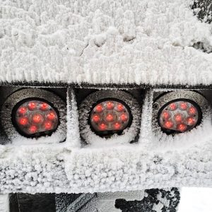 Heated Tail Lights and Signals
